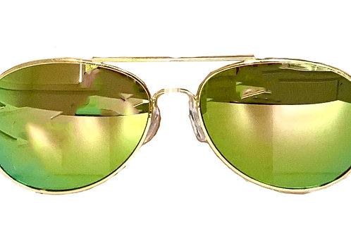 Quapi Sunglass Gold