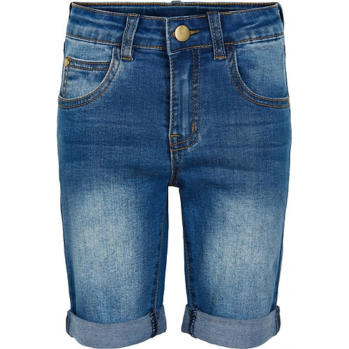 The New Denim Short Light Blue