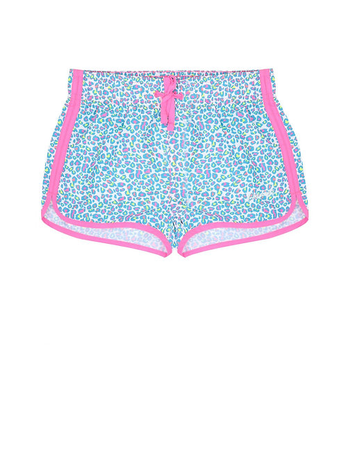 Claesens Girl Surfshort Panther Hearts