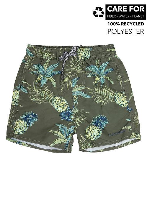 Claesens Boys Swimshort Pineapple