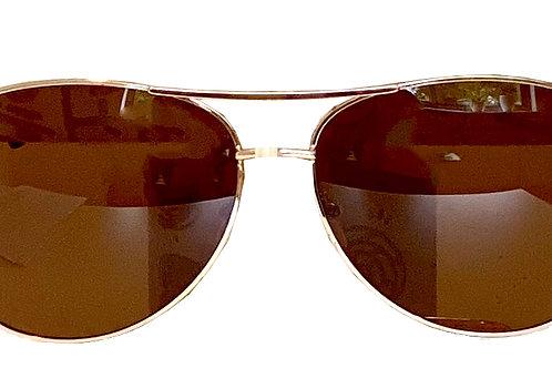 Quapi Sunglass Brown