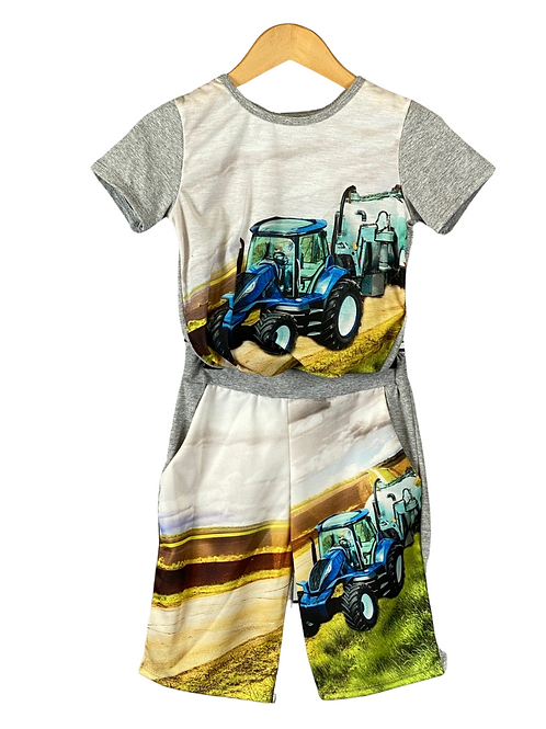 Pyjama Tractor