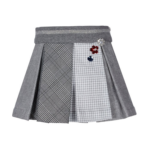 Lapin House Skirt Grey