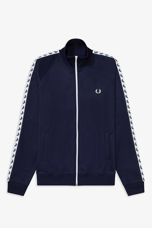 Fred Perry Track Jacket Blue