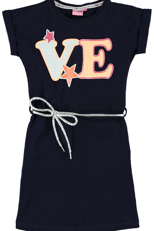 O'Chill Billie Dress Marine Love