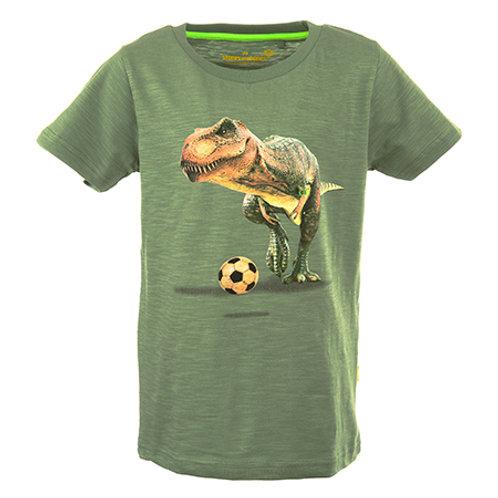 Stones and Bones T-Shirt Dino Football
