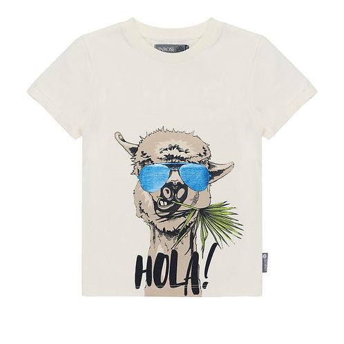 Vinrose T-Shirt Hola