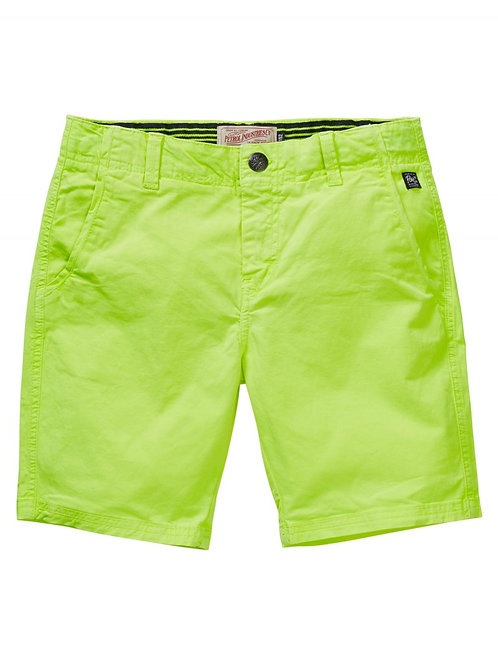Petrol Short Neon Green