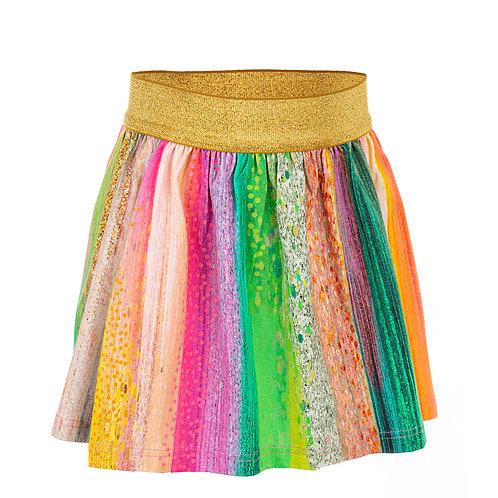 Stones and Bones Skirt Multicolor