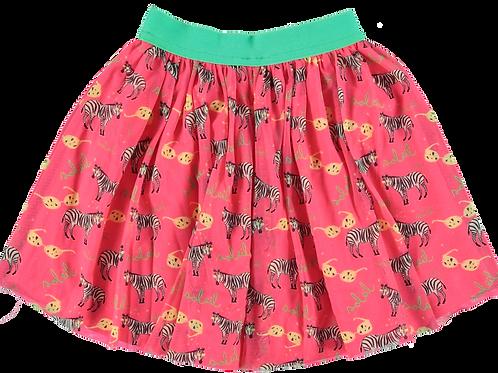 O'Chill Skirt Olivia Pink Zebra