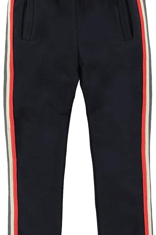 B'Chill Joggingsbroek Navy Stripes