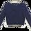 Thumbnail: Cardigan Kort Navy