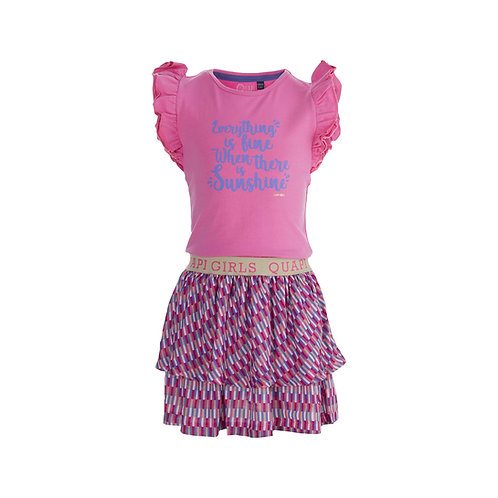 Quapi Dress Faith Sweet Pink