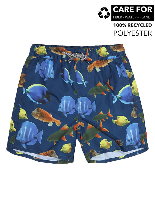 Claesens Boys Swimshort Fish