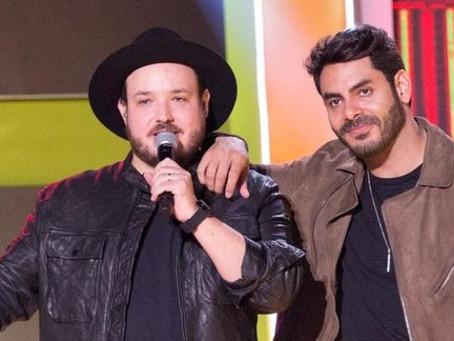 """Álbum """"Aqui e Agora"""" de Israel e Rodolffo supera 500 milhões de visualizações no YouTube"""