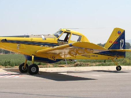 Imasul homologa resultado e compra aeronave para combate de incêndio por R$ 14 milhões
