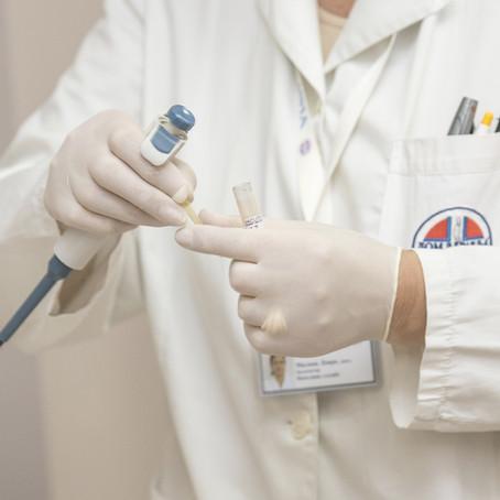 Darmowy test na obecność koronawirusa
