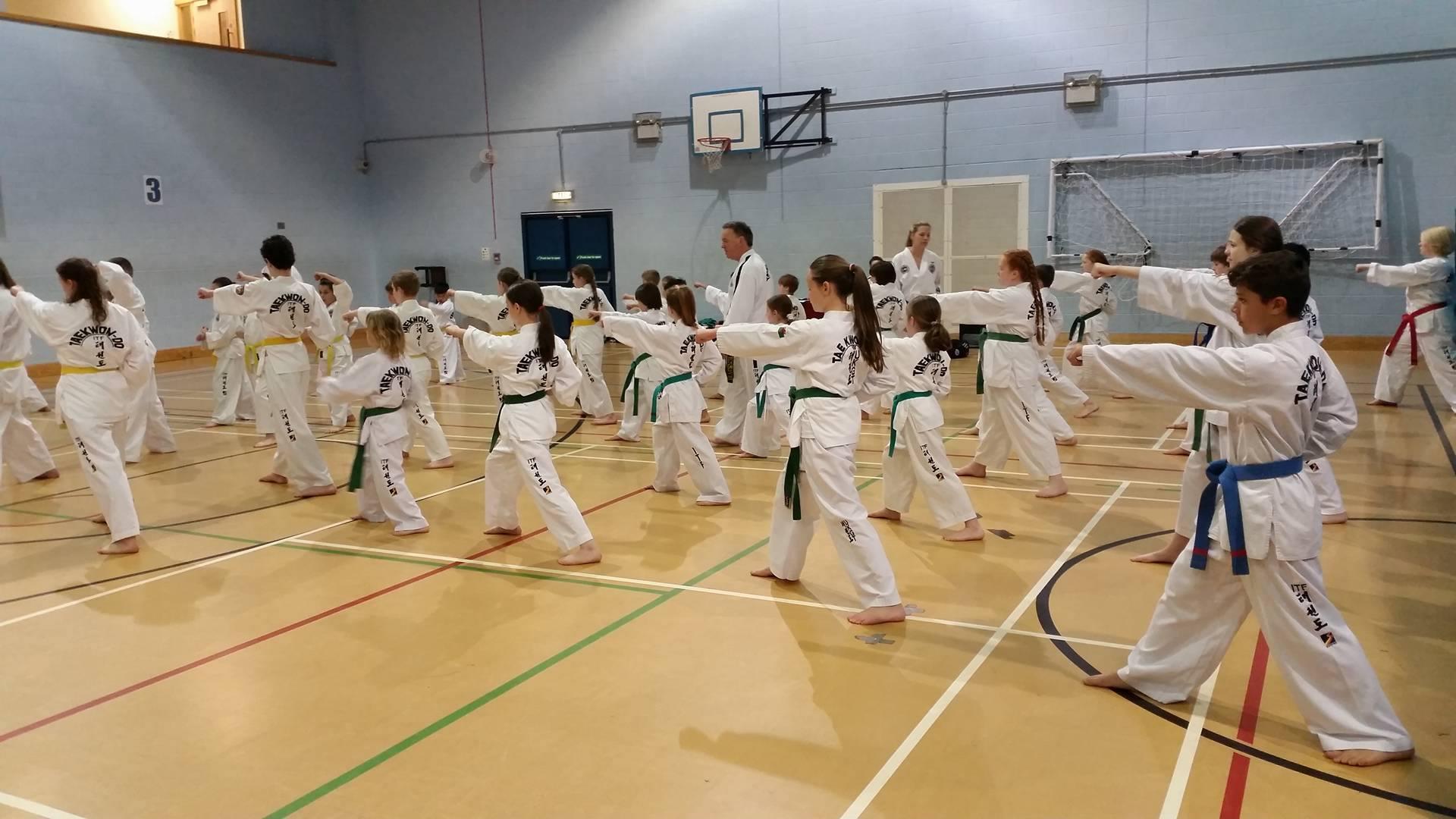 UKTA Pattern Punching
