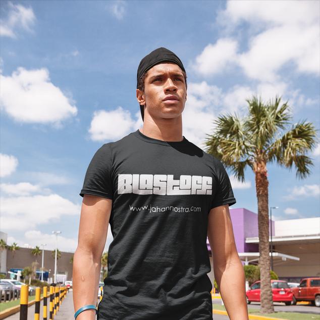 Jahan Nostra Blastoff Collection T-Shirt