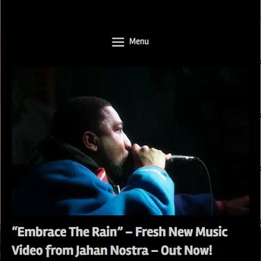 "Do Hip Hop: ""Fresh New Music Video from Jahan Nostra"""