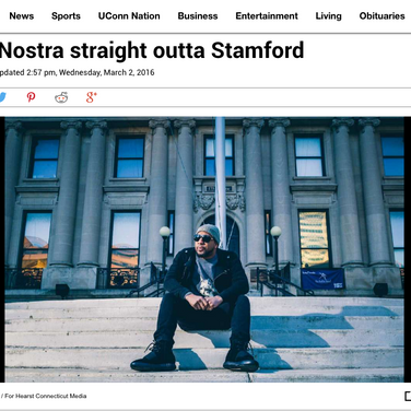 CT Post: Jahan Nostra Straight Outta Stamford