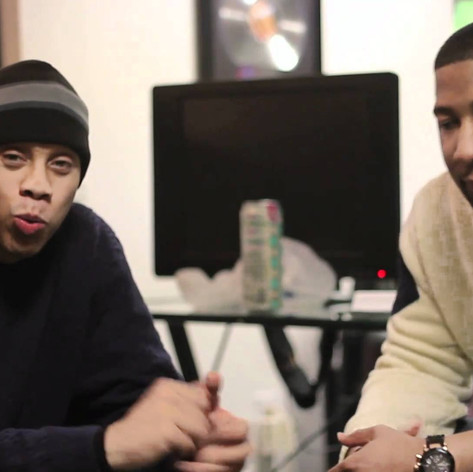 Interview: Jahan Nostra & Hakim Green (Channel Live)