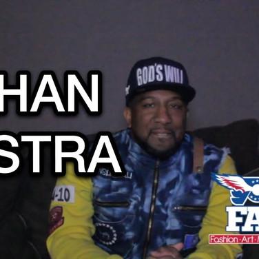 Philly Fame TV Interviews Jahan Nostra