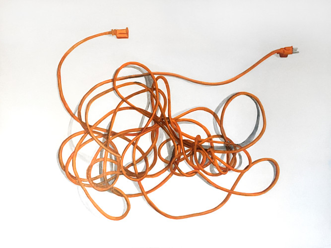 """The Extension Cord Allegory, aka """"How the Fuck?"""""""