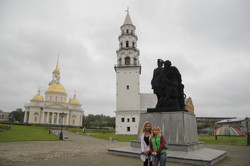 Nevyansk Leaning Tower - Russia