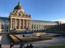 Court Garden - Munich