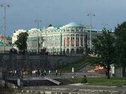 Sevastyanova palace - Russia