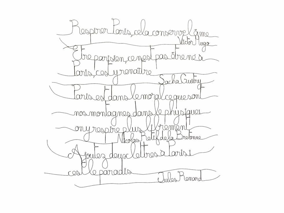 Paris - Citations
