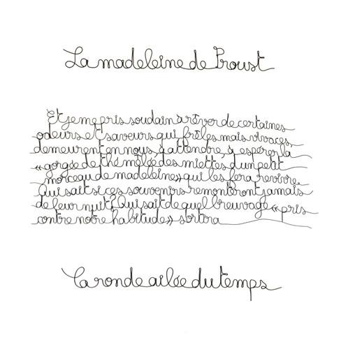 La madeleine de Proust - Anagramme