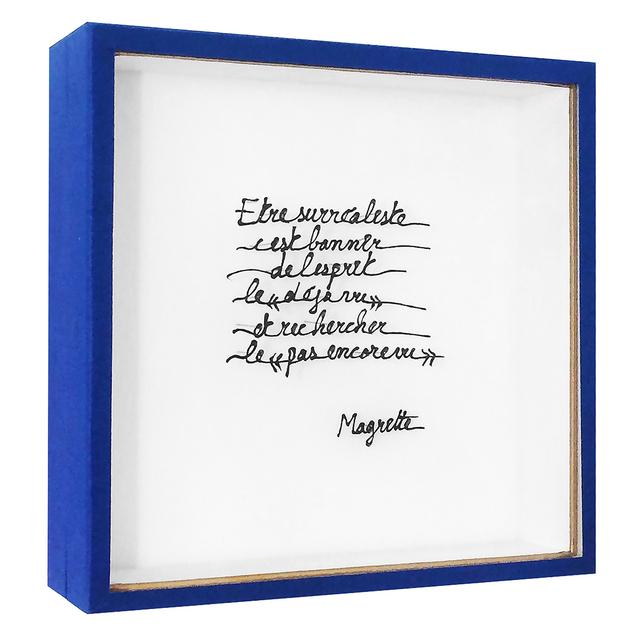 Boîte Magritte