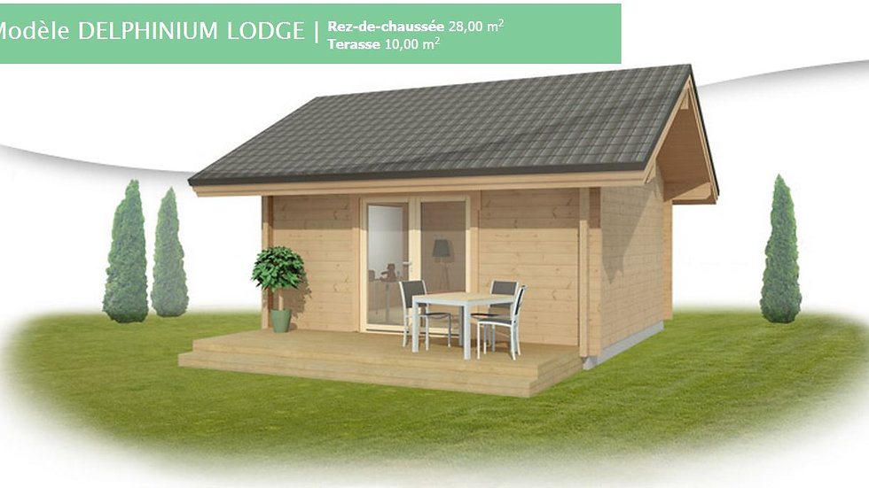 Kontio Delphinium Lodge
