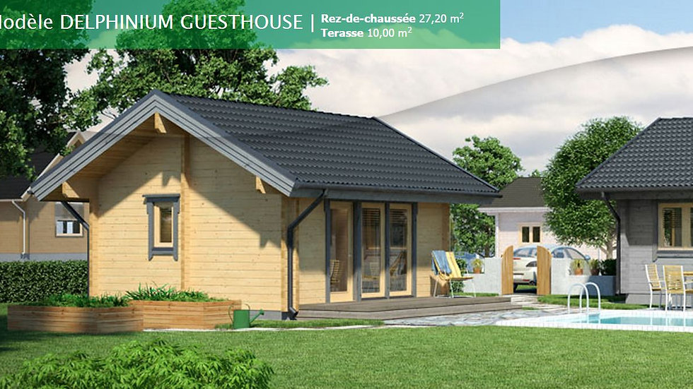 Kontio Delphinium GuestHouse