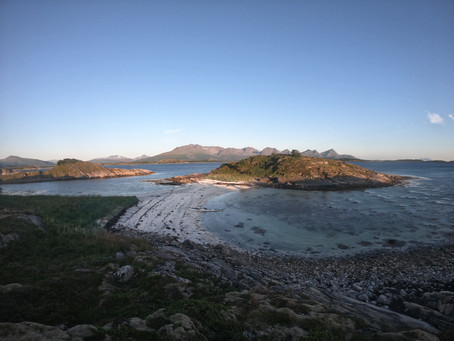 Part 16, Goodbyes, sailers, Kjerringøy, the sun and winds!