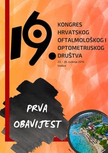 19. KONGRES OFTALMOLOŠKOG DRUŠTVA