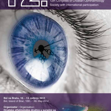 12. Kongres Hrvatskog oftalmološkog  društva