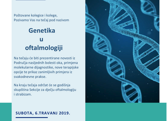 Genetika u oftalmologiji