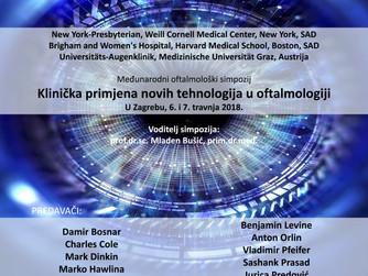 Klinička primjena novih tehnologija u oftalmologiji