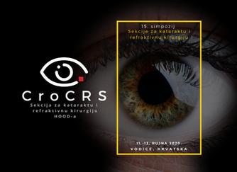 Program 15. e-simpozij Sekcije za kataraktu i refraktivnu kirurgiju