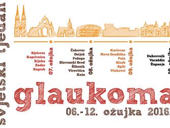 Svijetski tjedan glaukoma 2016.