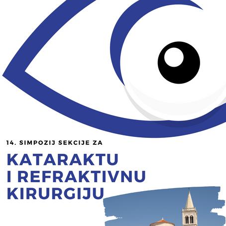 14. Simpozij sekcije za kataraktu i refraktivnu kirurgiju