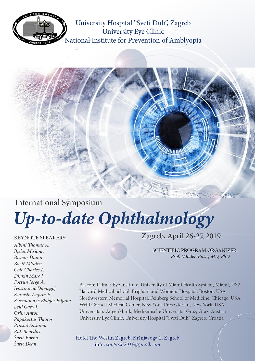 Up-to date Ophthalmology