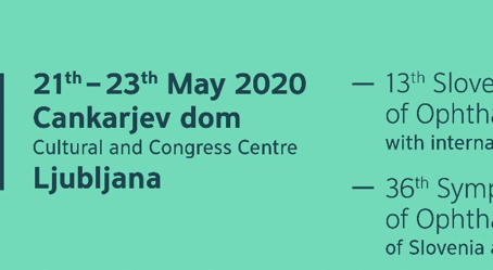 13th Slovenian Congress of Ophthalmology and 36th Symposium of Ophthalmology of Slovenia and Croatia