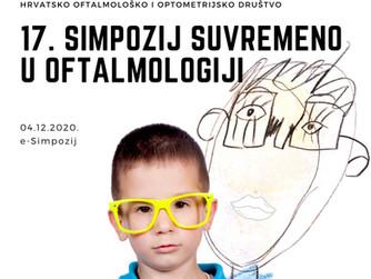 17. SIMPOZIJ SUVREMENO U OFTALMOLOGIJI