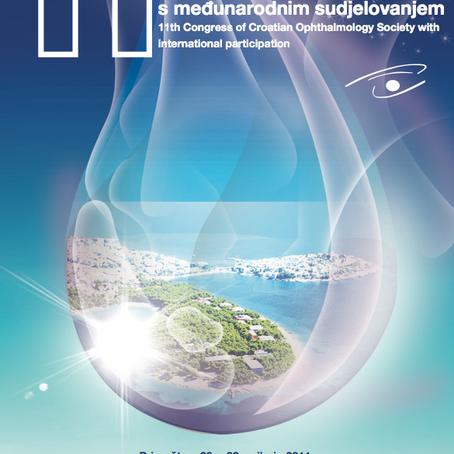 11. Kongres Hrvatskog oftamološkog društva