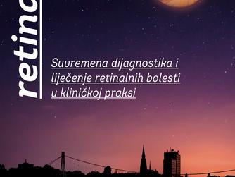 """Tečaj s međunarodnim sudjelovanjem """"Suvremena dijagnostika i liječenje retinalnih bolesti u kliničko"""