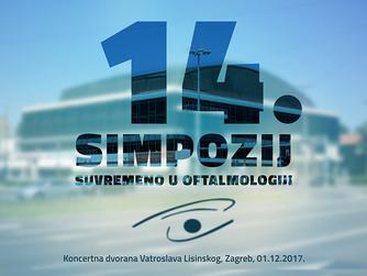 14. SIMPOZIJ SUVREMENO U OFTALMOLOGIJI
